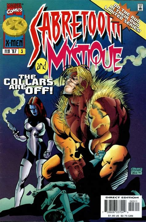 sabretooth open season vol 1 3 marvel database fandom powered by wikia sabretooth and mystique vol 1 3 marvel comics database