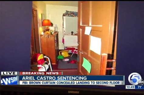 ariel castro house ariel castro the irony is that he was unable to endure the same fate inflicted on his