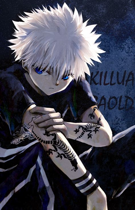 killua zoldyck 300 heroes wiki fandom powered by wikia