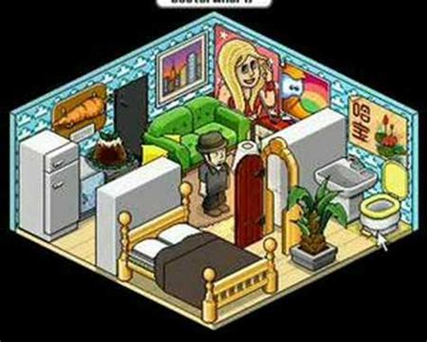 Smallest Bedroom habbo the smallest house in the world youtube