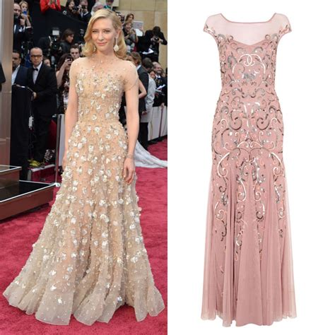 Dresses Ruled At The Oscars Get The Look For Less by Get The Look The Best Oscars Dresses
