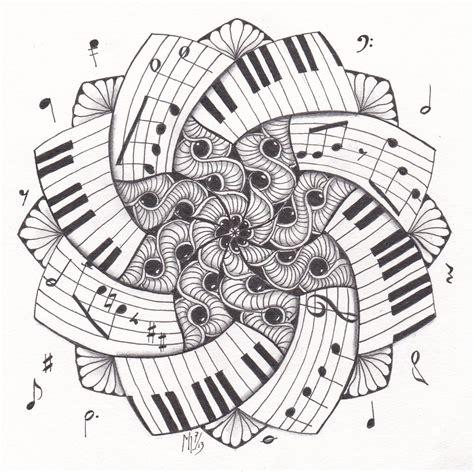 music mandala coloring pages studio ml zendala dare 66