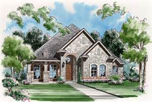 european house plans one story european style house plans 2552 square foot home 1