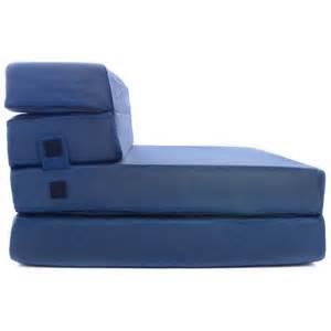 Tri fold foam folding mattress amp sofa bed dudeiwantthat com