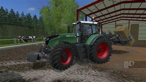 fendt  vario grip tractor farming simulator   mod