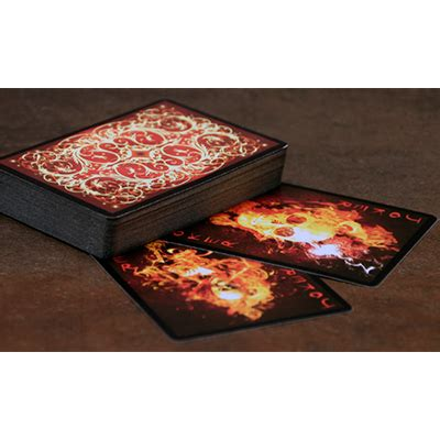 Cp Onet By Lim Shop Coll bicycle pyromaniac deck by collectable cards