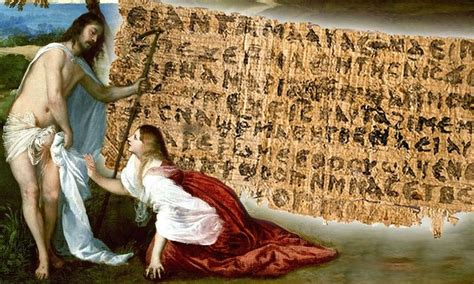 Proof Jesus Was Married Found On Ancient Papyrus That | proof jesus was married found on ancient papyrus that