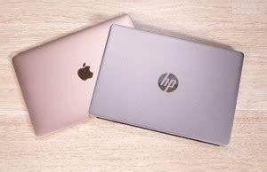 apple macbook vs. hp elitebook folio: face off