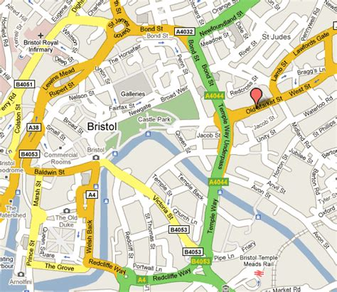 How To Find On Maps Bristol Mind How To Find Us Map