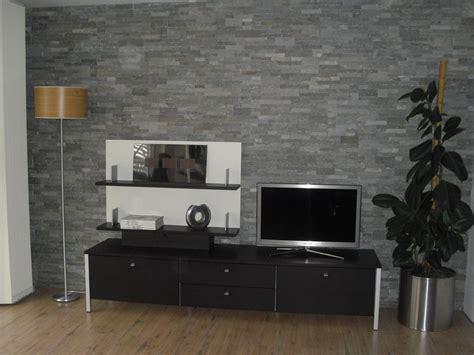 steinwände wohnzimmer bilder quarzit echtstein verblender riemchen naturstein