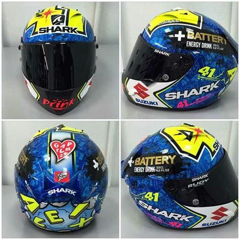 design helm gp aleix espargar 242 helmet 2015 helmets pinterest helmets
