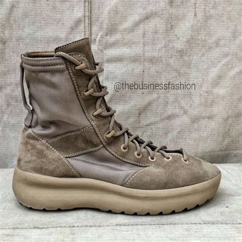 Adidas Yeeze Boots by Adidas Yeezy Season 3 Boot Sole Collector