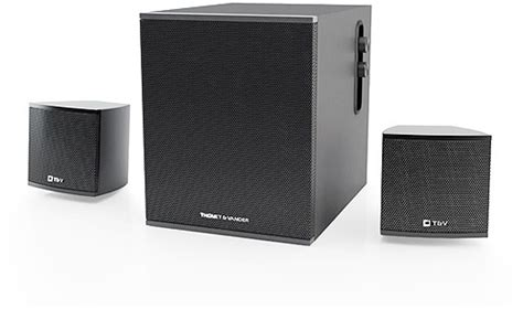 Thonet Vander 2 1 25w Speaker thonet vander specificaties tweakers