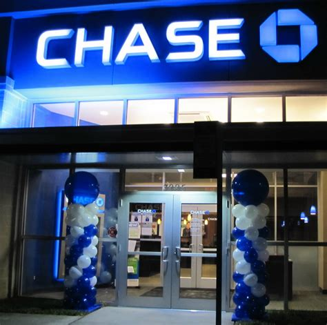 chaise bank party people event decorating company chase bank grand