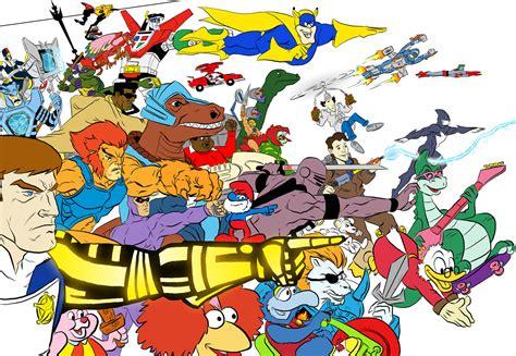 80s themes cartoons 80s cartoons cake ideas and designs