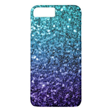 Iphone 7 Plus Make A Wish Aqua Glitter glitter iphone 7 plus cases covers zazzle