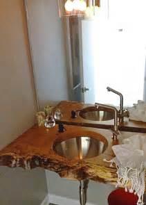 How To Make A Vessel Sink Vanity Bathroom Update M O D F R U G A L