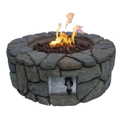 peaktop gas pit with cover hf09501aa