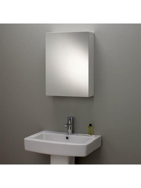 Gloss Single Original lewis partners gloss single mirrored bathroom
