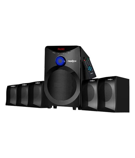 frontech jil 3381 5 1 home theater system