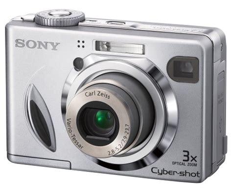 Kamera Sony Cyber 7 2 Mega Pixels digi world sony dsc w7 7 2 megapixel