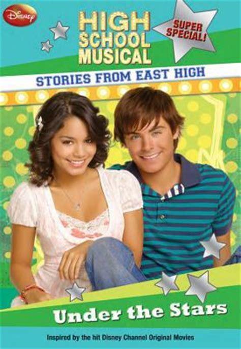 Novel High School Musical high school musical books shelf