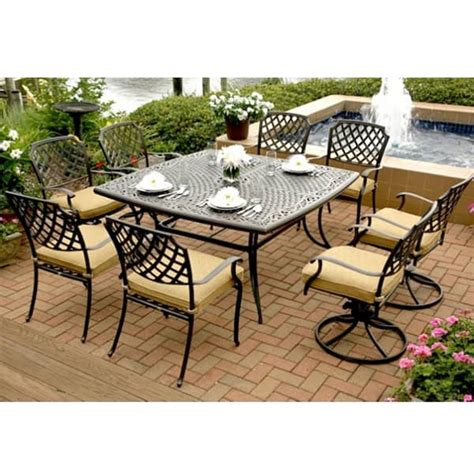 heritage patio furniture heritage dining