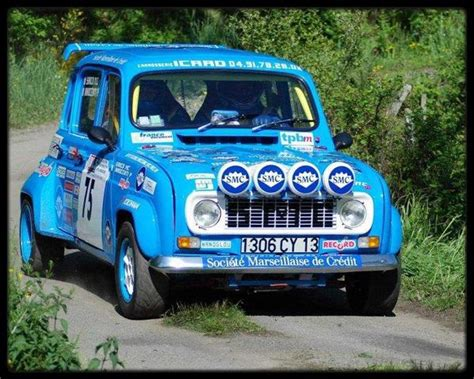 best of rally best of rallye renault 4l 1oo rallye