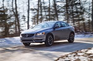 Volvo S60 Cross Country 2016 Volvo S60 Cross Country Review Automobile Magazine