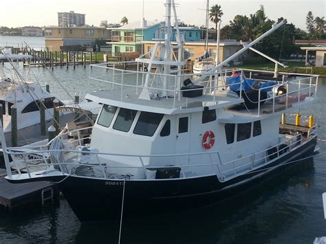 steel hull boats for sale dive center for sale steel hull dive boat 45 5 ft
