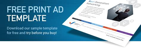free advertising templates free advertising advertising caign templates free