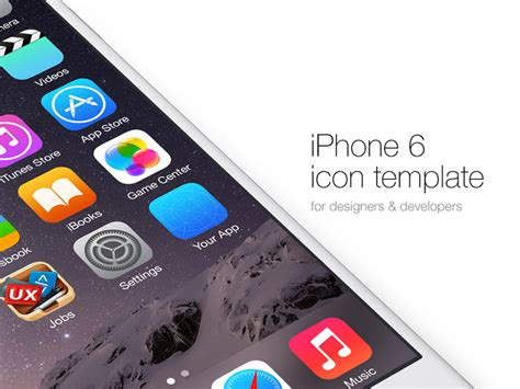 iphone app mockup template iphone 6 icon mockup creative alys