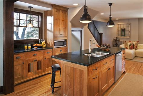 Soapstone Kitchen Countertop - cottage modern client reveal kitchen of the week