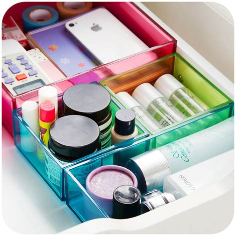 aliexpress buy colorful plastic drawer organizer s m