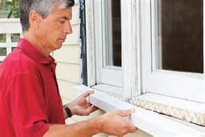 Exterior Wooden Window Sill Replacement How To Repair A Rotted Windowsill This House