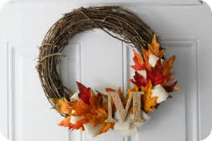 fall wreaths ruche project diy autumn wreaths