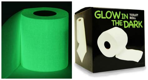 How To Make Glow In The Toilet Paper - 15 cool and products you can buy