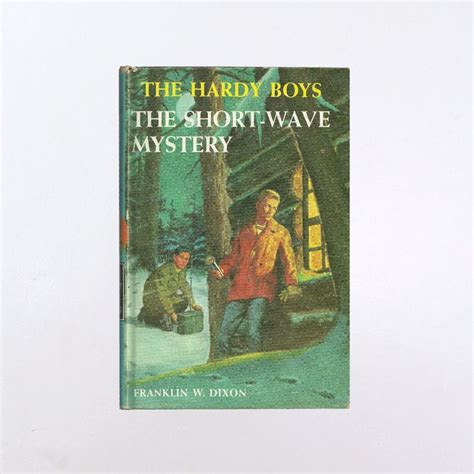 vintage hardy boys mystery book no 5hunting for 17 best ideas about the hardy boys on tom