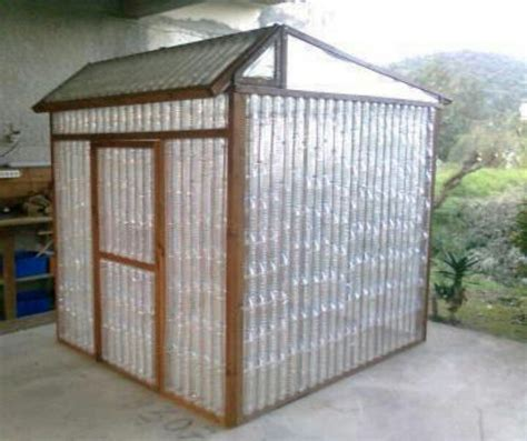 Plastic Bottle Shed by 1000 Images About Recycled Water Bottles On