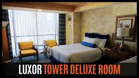 luxor king room luxor tower deluxe room