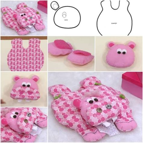 How To Hump A Pillow Step By Step by How To Make Hippo Pillow Step By Step Diy Tutorial