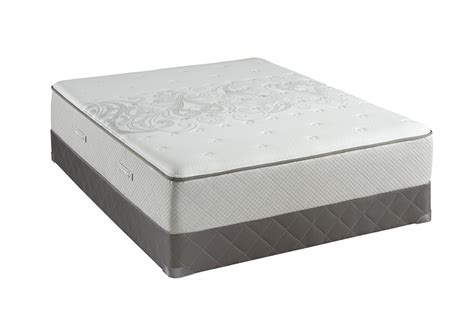 Sealy Beds Sealy Posturepedic Gel Series Cushion Firm Mattresses