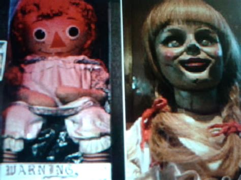 annabelle doll tour the annabelle doll by masterpeyton05 on deviantart