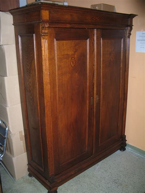burled walnut napoleon iii french armoire for sale