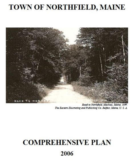 what is wccofg northfield comprehensive plan the washington county council of governments