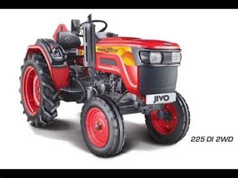 mahindra jivo  mini tractor price  india