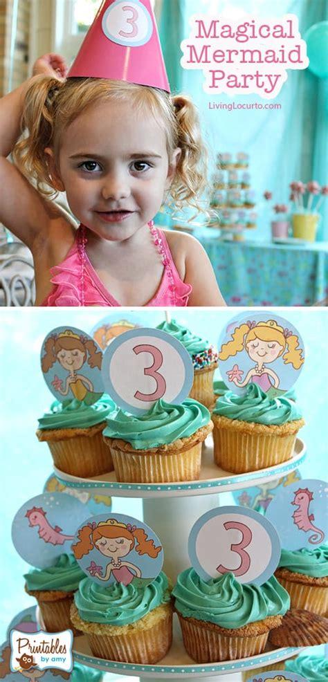fun birthday party ideas  party printables