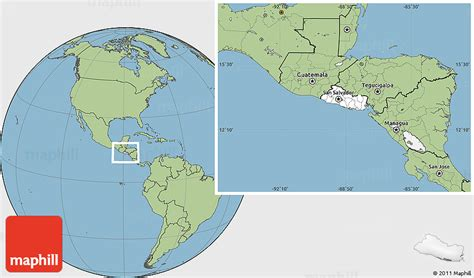 where is el salvador on a world map blank location map of el salvador savanna style outside