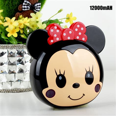 Power Bank Character Minnie Mouse mickey mouse bank reviews shopping mickey mouse bank reviews on aliexpress