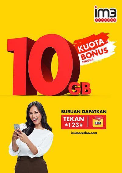 gratis kuota im3 2018 im3 ooredoo bagi bagi kuota 10gb gratis untuk merayakan 17